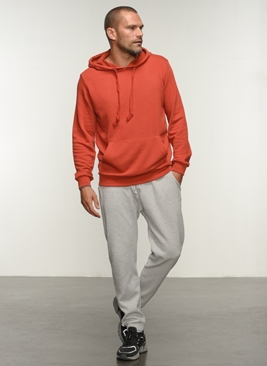 People By Fabrika Erkek  Sweatpant PFESS21EI0001 Gri